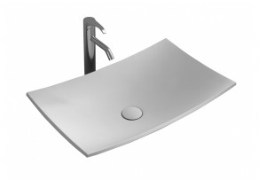 Мивка за плот ICB 685W iStone Solid Surface
