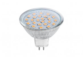 LED Лампа PROFILED - MR16 - 3.5W - 300LM - 12V - G5.3 - 6400K